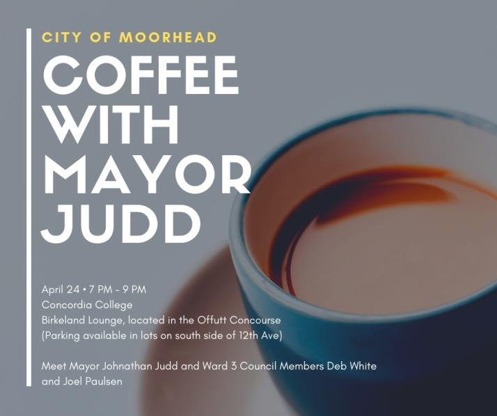 Mayor's coffee - Ward 3