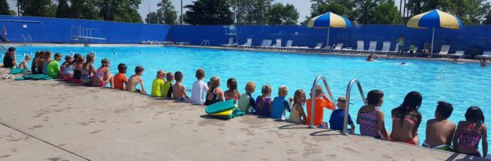 Swim Lessons Group