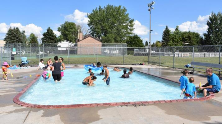 Riverview Estates Wading Pool