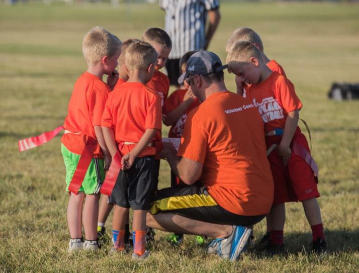 Volunteer Coach Flag Football