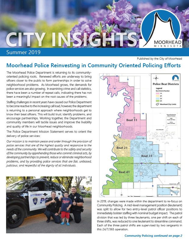 City Insights Summer 2019