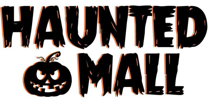 Haunted Mall Logo