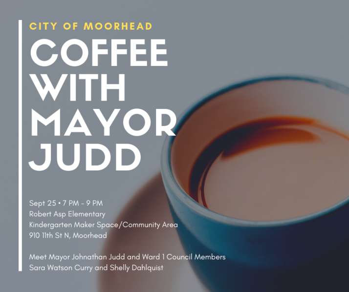 Mayor's coffee 9.25.19